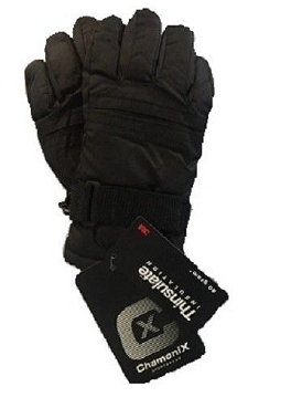 ChamoniX Handschuhe kinder Ski Snowboard Sport Winter Thermo Thinsulate Finger
